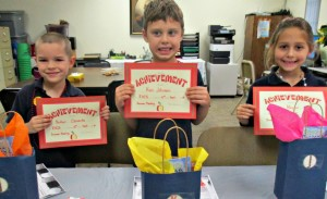 Educational Horizons Students Participate in United Way Summer Reading Challenge