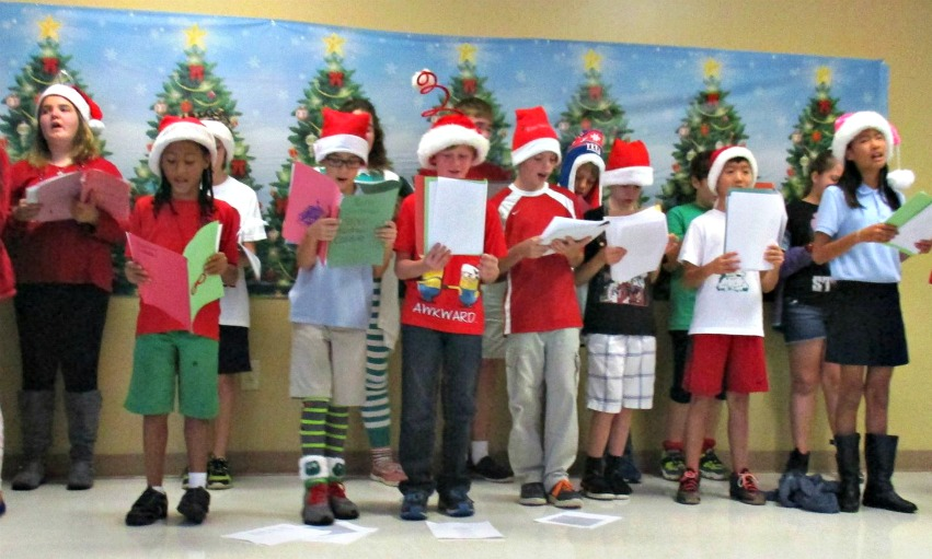 Educational Horizons Students Give Back this Holiday Season