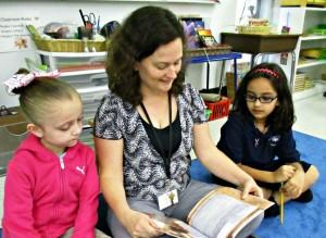 Brevard Charter School Participates in National Literacy Week