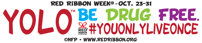 Red Ribbon Week 2016