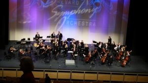 The Brevard Symphony Orchestra Children's Concert