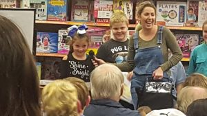Our evening at Barnes and Noble was a great success.  Thank you parents, teachers, families and students for participating.  Purchases made this week will continue to go towards supporting our classrooms.  Students performed with their classes, teachers r